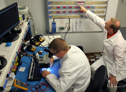 Intelligrated Technology Repair Services Lab