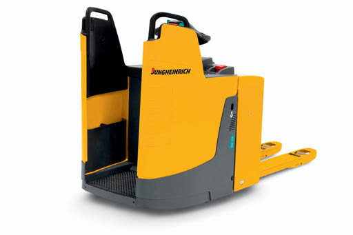 mcfa introduces new jungheinrich pallet truck to north. Black Bedroom Furniture Sets. Home Design Ideas