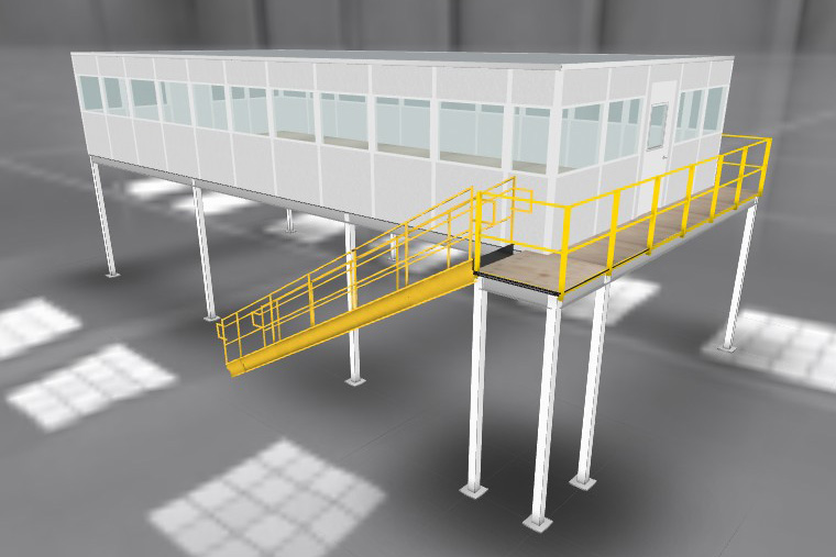 Panel Built, Inc  Offers 3D Fly-Through for All Potential
