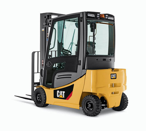 Cat-lift-truck-with-lithium-ion-battery