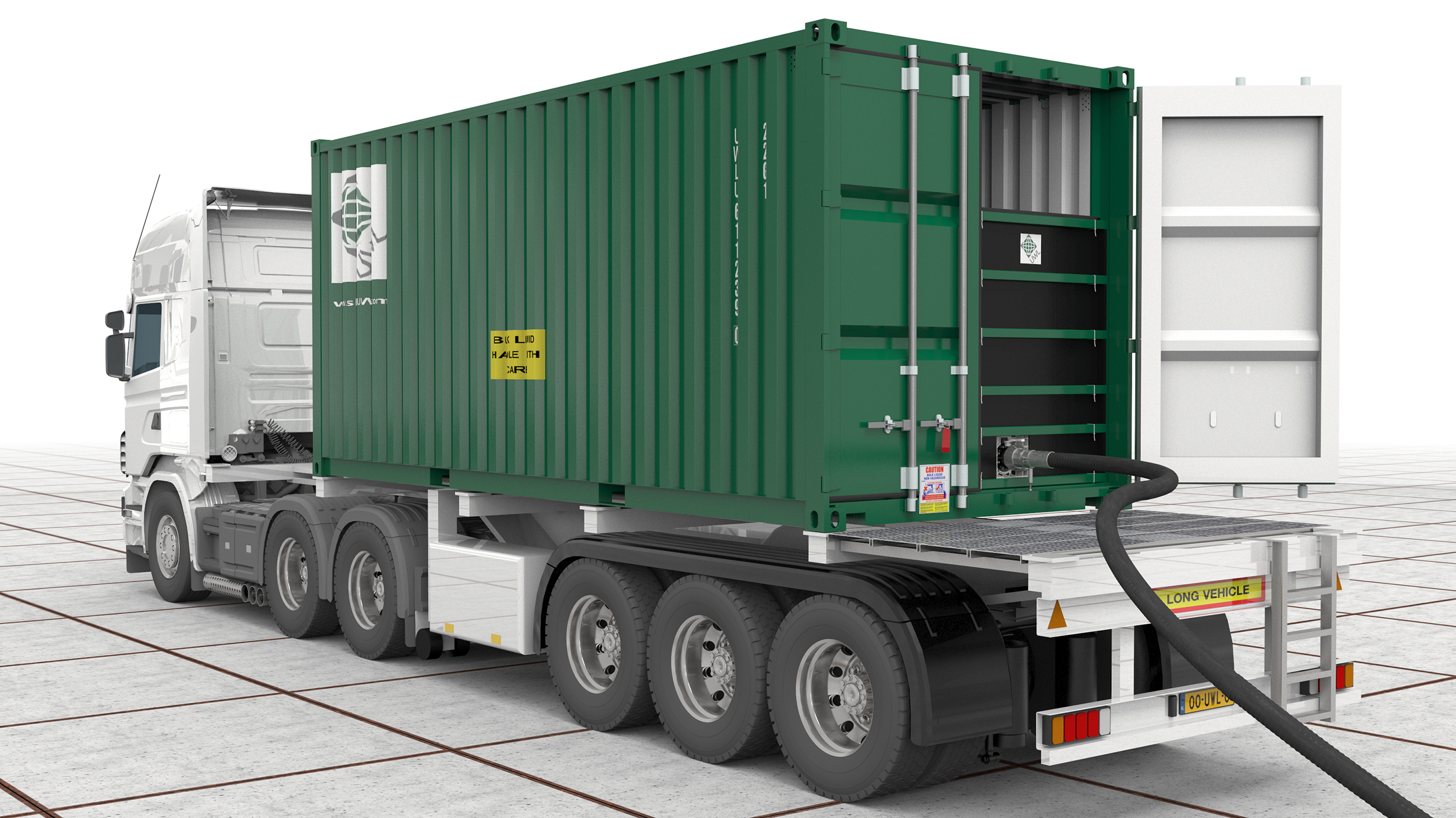 Global Freight Forwarder UWL Launches New FlexiTank Product, Expands