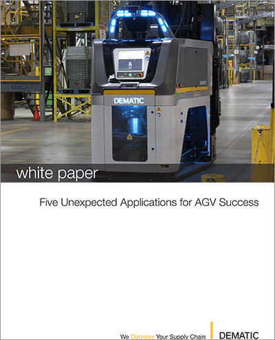 Five Unexpected Applications for AGV Success