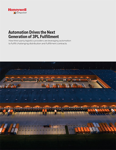 Automation Drives the Next Generation of 3PL Fulfillment