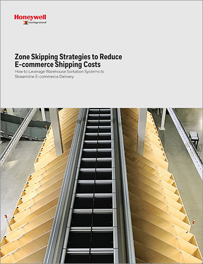 Zone Skipping Strategies to Reduce E-commerce Shipping Costs