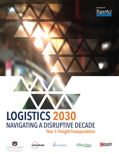 Logistics 2030 – Navigating a Disruptive Decade (Year 1 Report)
