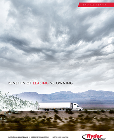Benefits of Leasing vs Owning