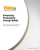Yale enhancing productivity through safety cover