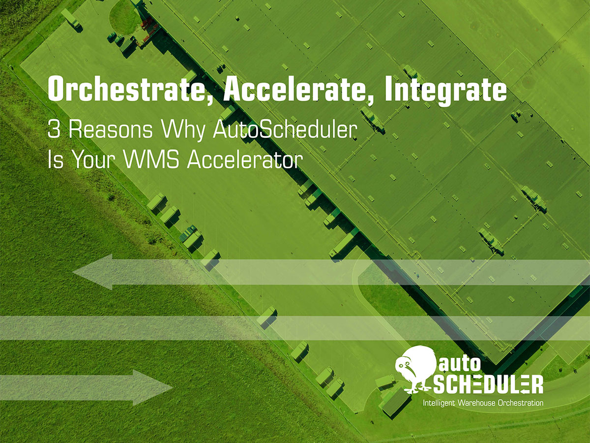 Autoscheduler orchestrate accelerate integrate cover