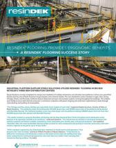 Cornerstone success stories big box retailer ergonomics 082021 cover