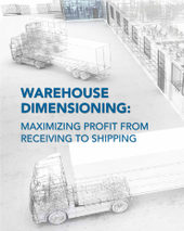 Cubiscan warehouse dimensioning cover