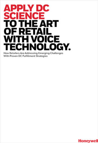 Honeywell: Apply DC Science to the Art of Retail with Voice Technology