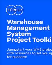 Korber wms toolkit cover