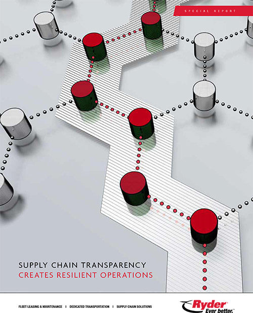 Special Report: Supply Chain Transparency Creates Resilient Operations