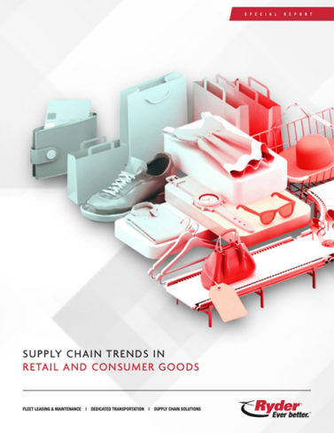 Supply Chain Trends in Retail & Consumer Goods
