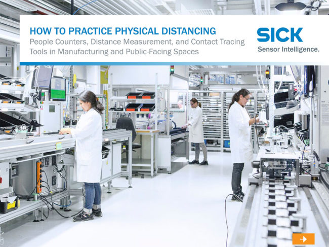 SICK: How to practice physical distancing