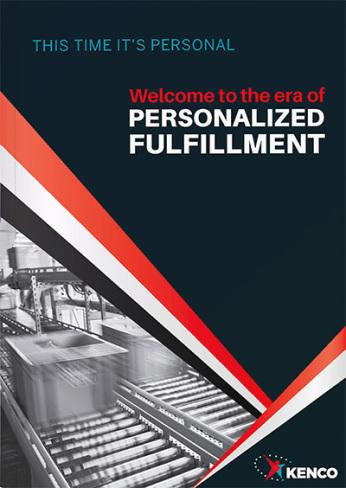 Kenco personalized fulfillment cover