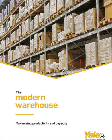 Yale the modern warehouse cover