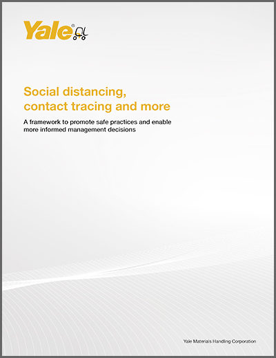 Social distancing, contact tracing and more
