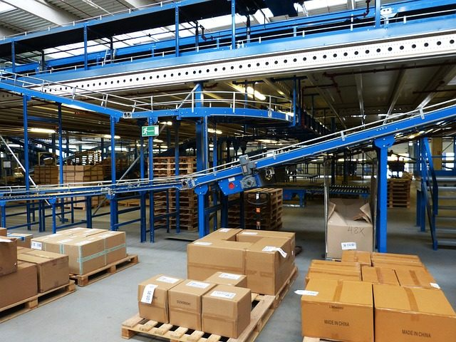 Warehouse automation on the rise