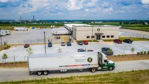 Old Dominion expands service center network