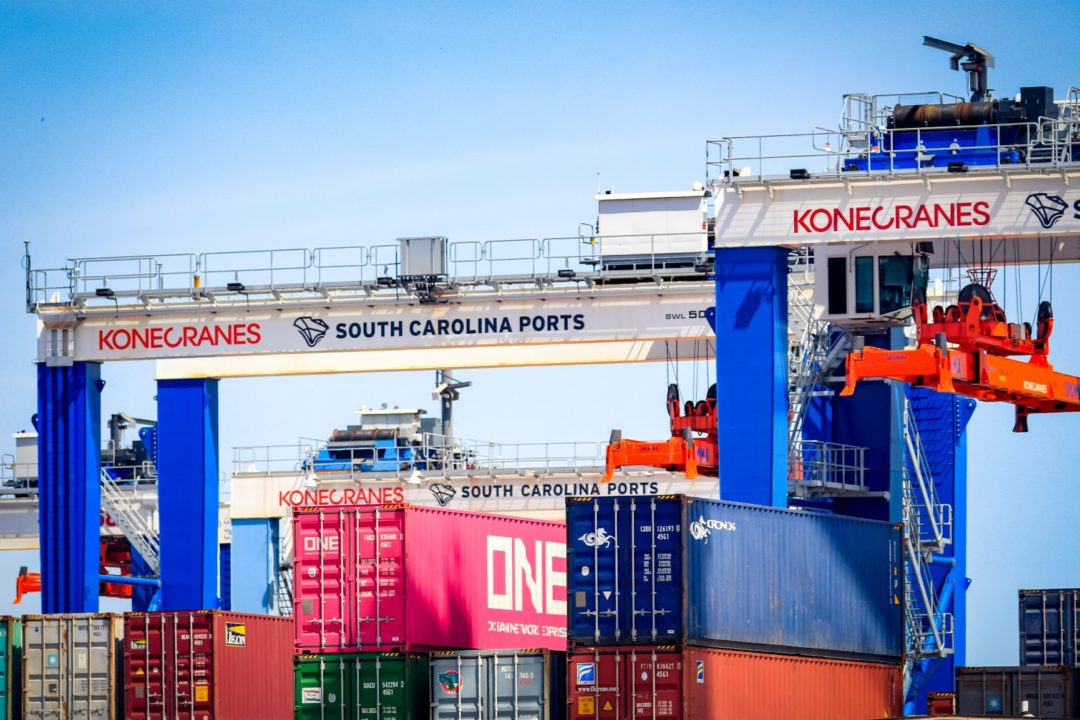 December volumes rise at East Coast ports