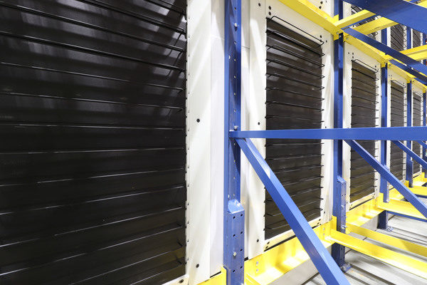 New Pallet Fit™ Doors Make Tippmann Group's QFR Zone® More Flexible & Efficient Than Ever Before