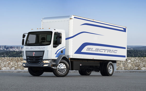 Zero-Emission Kenworth K270E and K370E Battery-Electric Vehicles Available for Order