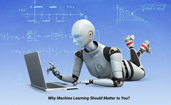 Why Machine Learning Should Matter to You?