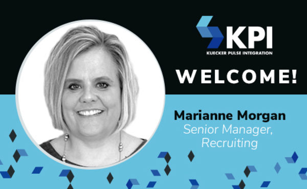 KPI WELCOMES MARIANNE MORGAN, SENIOR RECRUITING MANAGER