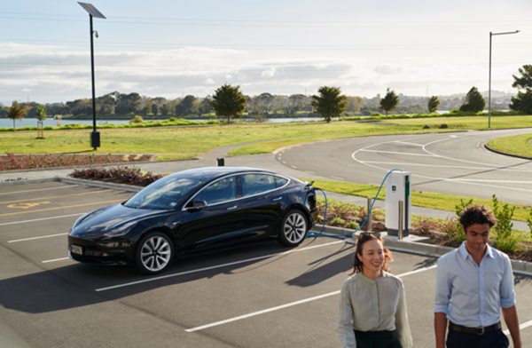 Goodman team to go greener with $7.2 million global electric vehicle incentive