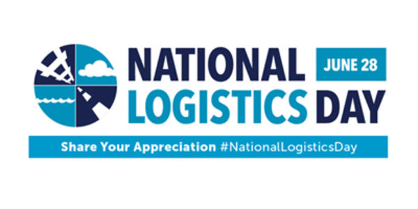 Today is the third annual National Logistics Day!