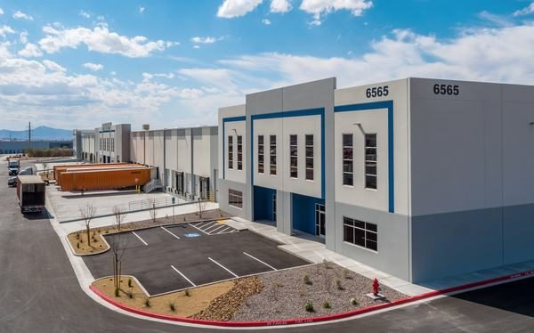 Dermody Properties Leases Remaining Space at LogistiCenter℠ at Speedway in North Las Vegas