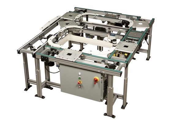 Dorner Latin America Now Building 2200 Series PM Pallet Conveyors from its Mexico Facility