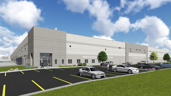 Nexus at DIA Industrial Park in Denver adding 500,000 square feet