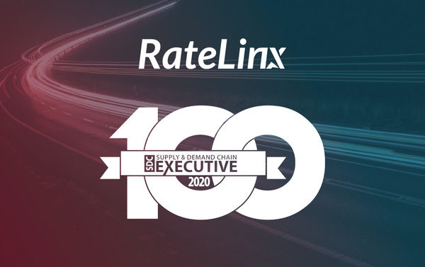 RateLinx Named to Supply & Demand Chain Executive's SDCE 100 Top Supply Chain Projects for 2020