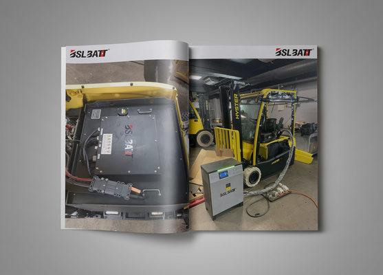 """BSLBATT """"Always Have The Best"""" Lithium Forklift Batteries"""