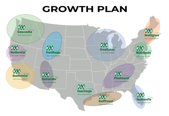 RLS Logistics Announces Nationwide Expansion Plan.