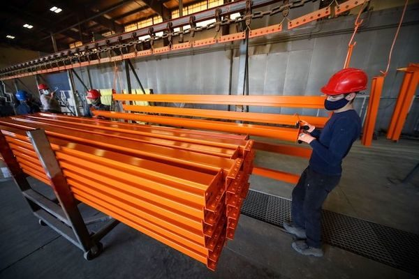 Hannibal Industries Sets Record in May, Shipping More Than 40 Million Pounds Rack