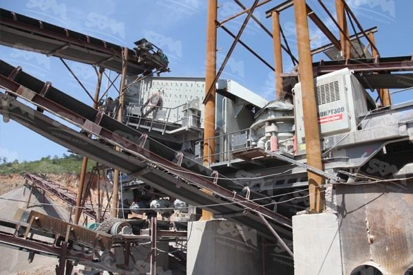 different types of mobile crushers for mineral processing