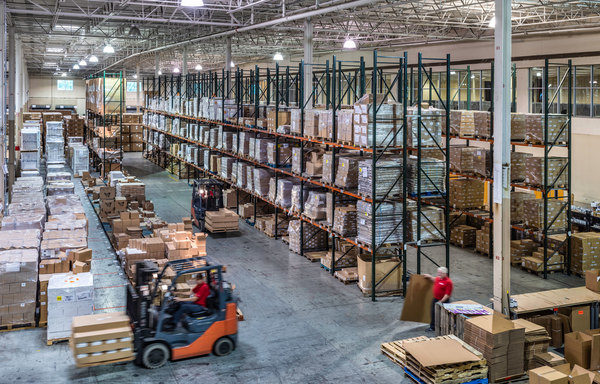 Averitt Opens New 400,000 Sq. Ft Distribution Center Near Dallas