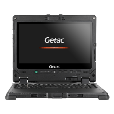 Getac Debuts Ultra-Versatile K120, Fully Rugged, IP66-Rated, Field-Force Tablet