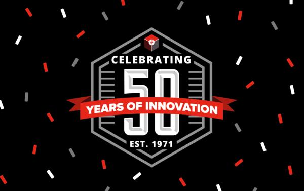 Celebrating 50 Year's Of Innovation