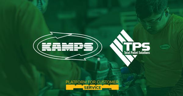 Kamps Inc. Acquires Texas Based Total Pallet Solutions