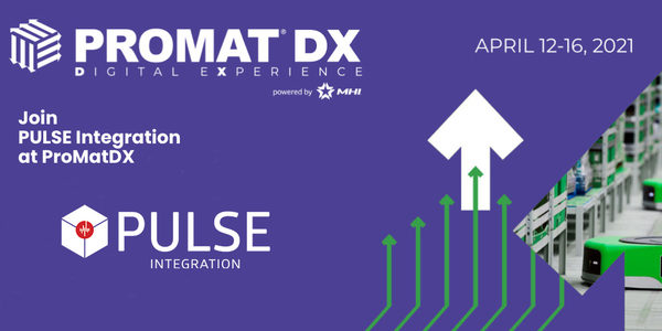 PULSE Integration welcomes you to PROMAT DX 2021!
