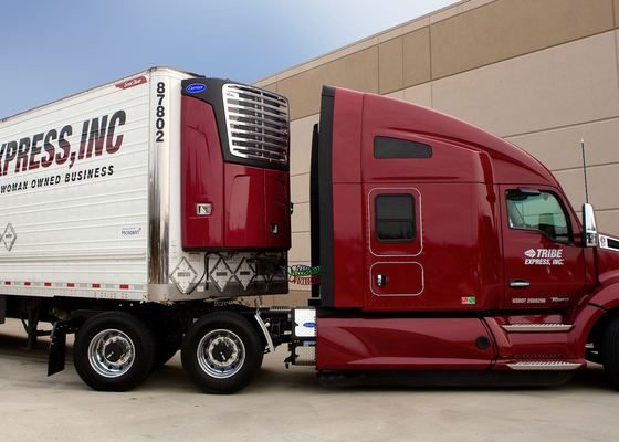 Tribe Enhances Life Sciences Services with Carrier Transicold Refrigeration Units