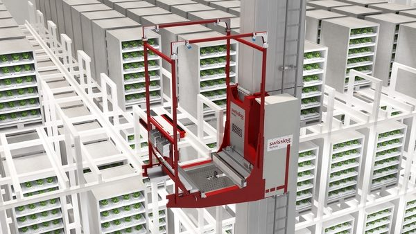 Swisslog Brings Supply Chain Automation to Vertical Farming