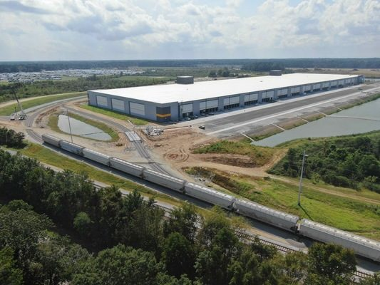 A&R Logistics opens world-class export facility near Port of Charleston