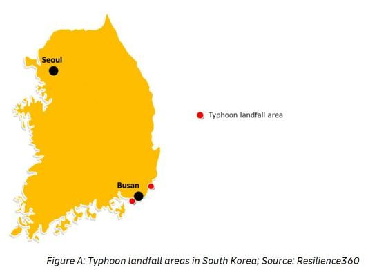 Back-to-Back September Typhoons Continue to Impact East Asia Supply Chains