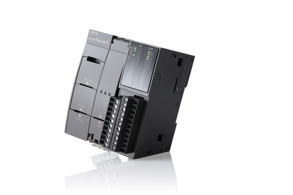 IDEC Enhances MicroSmart FC6A Plus CPU with EtherNet/IP