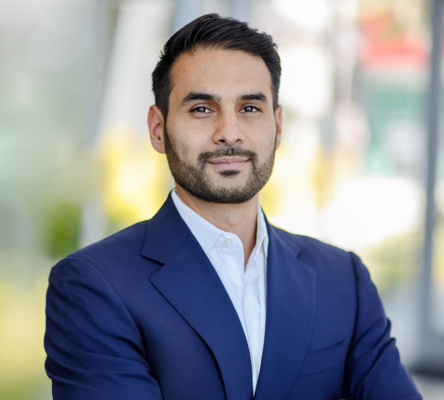 Airspace Appoints Saad Shahzad as New Chief Revenue Officer